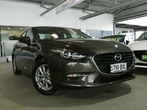 2018 Mazda 3 BN5278 Maxx SKYACTIV-Drive Sport Bronze 6 Speed Sports Automatic Sedan Edwardstown Marion Area Preview