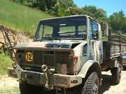 unimog tray back-camper conversion Piggabeen Tweed Heads Area Preview