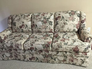 Couch, Immaculate Condition