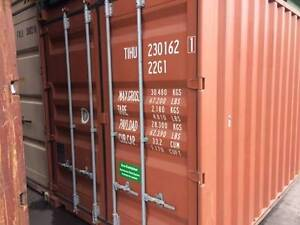 New 20 Foot Shipping Containers Melbourne CBD Melbourne City Preview