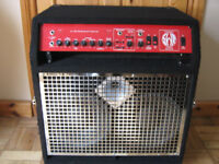 SWR Super Redhead BASS guitar combo Amplifer speaker,.. markbass tc eden trace elliot peavey