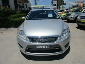 2009 Ford Mondeo MB XR5 Turbo Grey 6 Speed Manual Hatchback North Parramatta Parramatta Area Preview