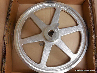 Lower Saw Wheel 16 For Hobart Saw Model 6801 Reference Part Ml-109653-0000z