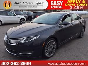2013 LINCOLN MKZ NAVIGATION BACKUP CAMERA 90 DAYS NO PAYMENT!