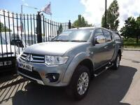 2014 64 MISTUBUSHI L200 WARRIOR 2.5DI-D 4WD DOUBLE CAB