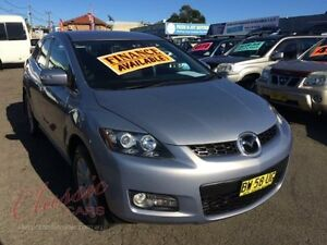 2008 Mazda CX-7 ER Classic (4x4) Grey 6 Speed Auto Activematic Wagon Lansvale Liverpool Area Preview