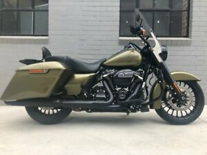 2017 Harley-Davidson ROAD KING SPECIAL 107 (FLHRXS) Road Bike 1745cc Tempe Marrickville Area Preview