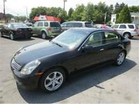 2003 INFINITI G35**NO ACCIDENTS**POWER GROUP**GORGEOUS INTERIOR
