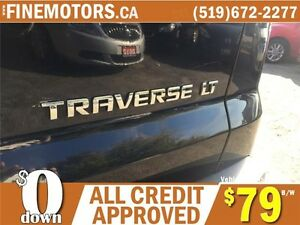 2009 CHEVROLET TRAVERSE LT * 7 PASSENGER * DVD * PANO POWER ROOF London Ontario image 7