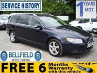 VOLVO V70 D5 SE LUX 2011 Diesel Automatic in Blue