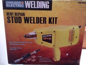 HOC  -  DENT REPAIR STUD WELDER KIT  + FREE SHIPPING