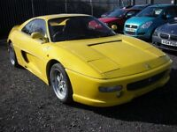 TOYOTA MR2 FERRARI 355 REPLICA 2.0 IMPORT Ferrari 355 replica (yellow) 1997
