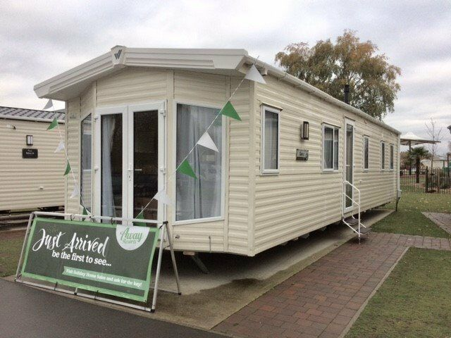 2016 Willerby Sierra on Tattershall Lakes Country Park. 3 Bedroom holiday home