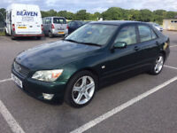 Lexus IS 200 2.0 SE 4dr