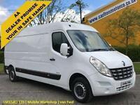 2012/ 62 Renault Master LM35dCi 125 [ Mobile Workshop ] van FWD