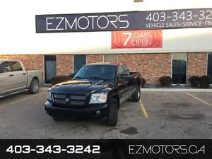 2008 Dodge Dakota SXT=4X4=4.7L=NEW WINTER TIRES=ACCIDENT FREE