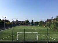 Calcio in Londra #Battersea #SouthLondon | Join to our local football games