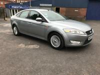57 reg Ford Mondeo 1.8 TDCi 6sp Zetec - Long MOT