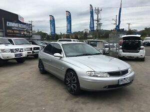 2000 Holden Calais VX VX 4 Speed Automatic Sedan Lilydale Yarra Ranges Preview