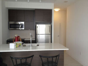 LARGE UPGRADED 2 BED / 2 BATH CONDO FOR RENT @ TORONTO