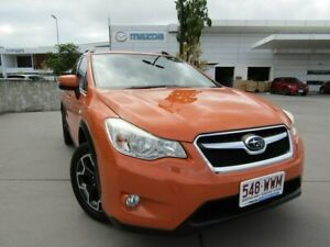 2012 Subaru XV G4X MY13 2.0i-S Lineartronic AWD Orange 6 Speed Constant Variable Wagon