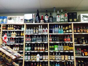 LIQUOR STORE FOR SALE!