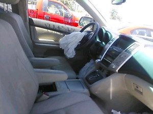 2008 rx400h salvage for export