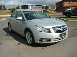 2010 Holden Cruze CDX Automatic Sedan Collie Collie Area Preview