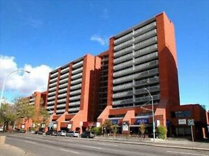 Available Immediately! Spacious Central Downtown Condo for Rent