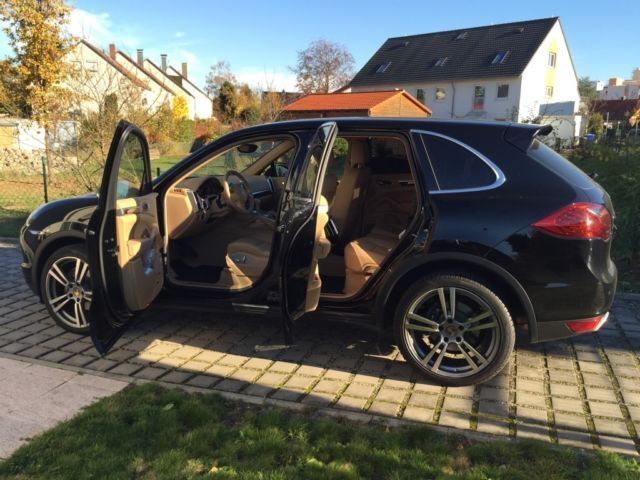 porsche cayenne diesel tiptronic s in n rnberg mitte porsche cayenne gebrauchtwagen ebay. Black Bedroom Furniture Sets. Home Design Ideas