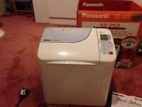 Panasonic SD 253 Automatic breadmaker