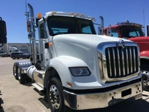2017 International HX620 6X4, Used Day Cab Tractor