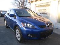 2007 Mazda CX-7 GT automatique cuir  TOIT AWD  tout equipe mags