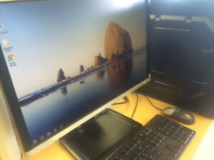 """19"""", 22"""", 24"""" monitor with free VGA cable starting from $25"""