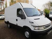 Iveco Daily35 c12 2006 REG MWB HIGH ROOF NO VAT 100,000 MILES