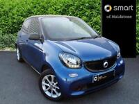 smart forfour PASSION (blue) 2017-04-25