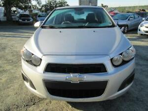 2012 Chevrolet AUTOMATIC SONIC LS SEDAN ...$42..wkly OAC
