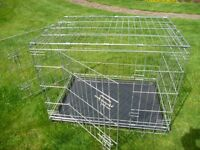 Medium Dog Cage / Dog Crate