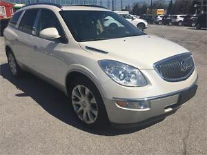 2010 Buick Enclave CXL2 - PEARL WHITE!