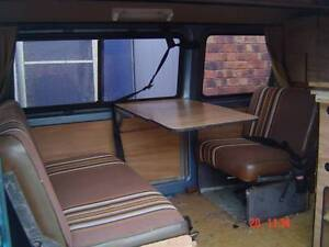 Rear seats from Trakka conversion campervan Tin Can Bay Gympie Area Preview