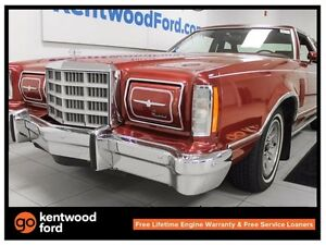 1979 Ford Thunderbird Thunderbird, It maye be old but it is the