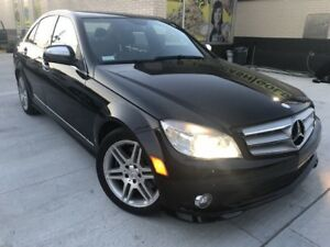 2008 Mercedes-Benz C350 - 4MATIC