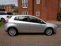 2007 Fiat Bravo 1.4 Active 5dr Silver Petrol Maunal Only 59k Miles