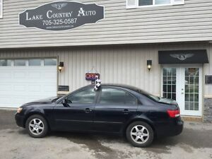 2007 Hyundai Sonata GL-Sunroof, Auto, Power Windows
