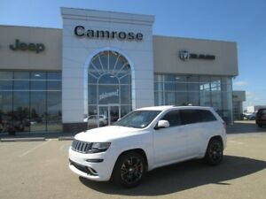 2014 Grand Cherokee SRT 6.4L HEMI, Quadra-Trac Active On Demand
