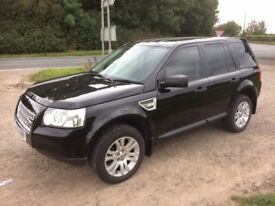 2009 '59 plate' Landrover Freelander 2 TD4 e S - FSH - Low Mileage - Immaculate