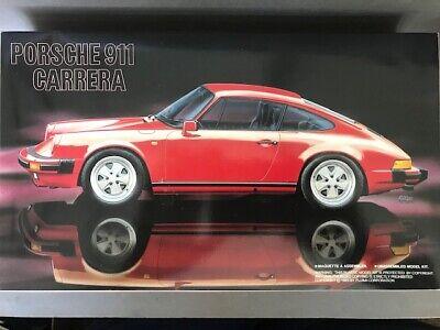 Fujimi Porsche911 Carrera 1/24 scale model kit- NOS