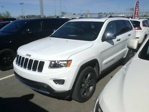 2016 Jeep Grand Cherokee Limited, NAV, CUIR, TOIT, CAMERA, 3.6L