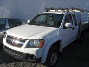 2008 Holden Colorado RC LX Space Cab White 4 Speed Automatic Utility Underwood Logan Area Preview