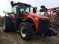 Versatile 310 MFWD with Duals and DELUXE Cab